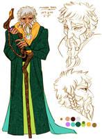 Master Broih V2 by DrMistyTang
