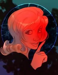 Nancy Drew by DrMistyTang