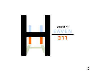Double H Concept by iKwaner