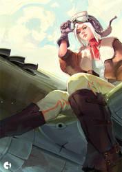 Pilot up by gaboleps