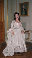 French gown by Isiswardrobe