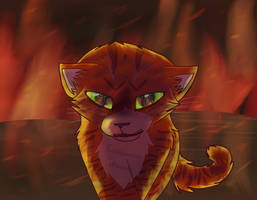 Firestar - Burn by OpaIescent