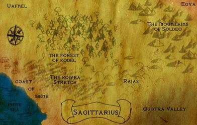Sagittarius by Golden-Dreams