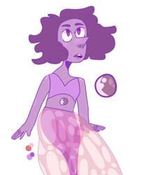 Lilac Pearl (Commission) by XxYearremixxX