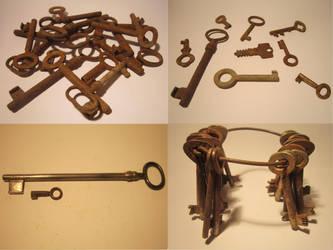 Keys by Girdamin