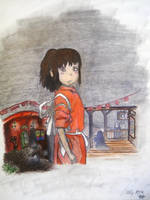 Spirited Away by soupcan88