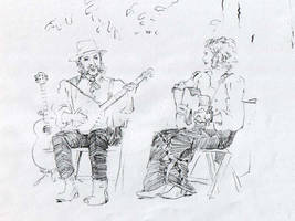 Aucoustic Duet by ibnelson