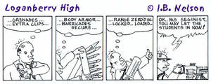 Loganberry High #3 by ibnelson