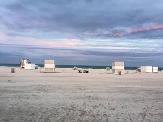 Miami Sky by lnzie