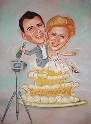 Just married by agyany