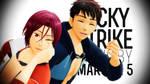 Sosuke Rin / Free!MMD video link by Filo5x8
