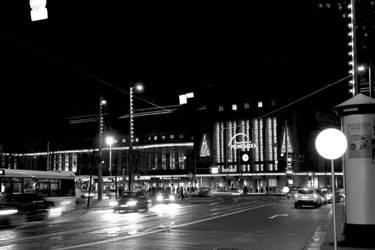 Leipzig. Hauptbahnhof. by Kunstatelier