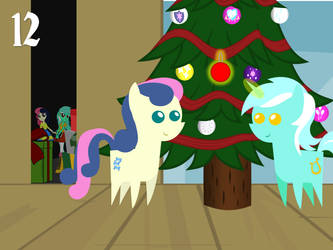 2014 Advent Day 12 by bronybyexception