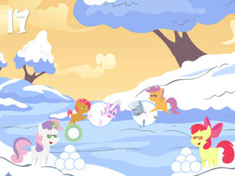 2014 Advent Day 17 by bronybyexception