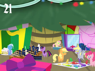 2014 Advent Day 21 by bronybyexception