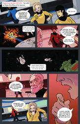 'Trial By Fire' Pg. 2 by Axanar-Comics