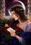Letter to Calestis by Amourinette