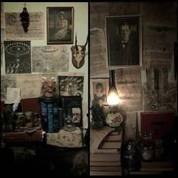 Witch's Kingdom  by ReverentialHorror