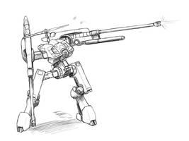 RFL-3N Rifleman Redux by Norsehound