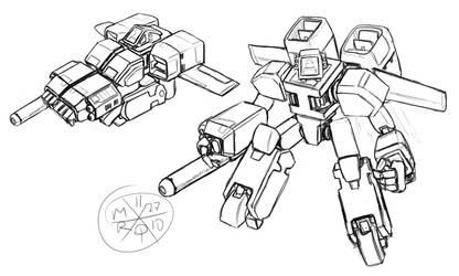 SHD-FV3 Shadow Hawk LAM design by Norsehound