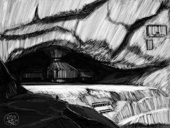 XXI - Stone Shelf by Norsehound