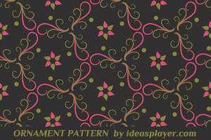 Ornament Pattern by PetyaPlamenova