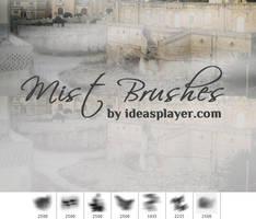 Mist Brushes by PetyaPlamenova