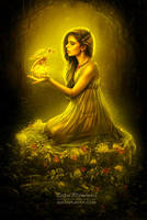 The Egg Keeper by PetyaPlamenova
