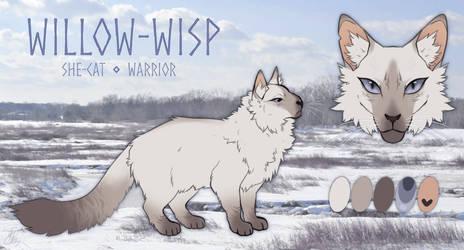Willow-wisp Ref by boogiepaw