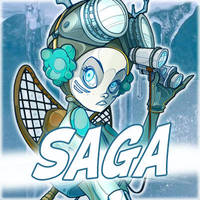 Saga - Urban Rivals Avatar by TheDeathScream
