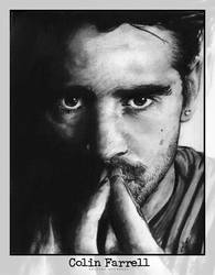 Colin Farrell by AnythingButDown