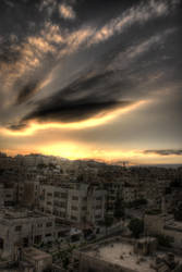 Good Evening Amman by Timothy-Sim