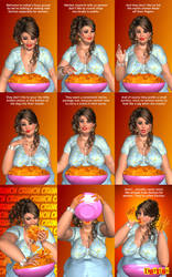 Lady Doritos by Lardmeister