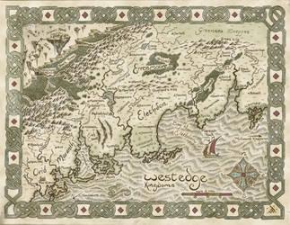 Westedge Kingdoms by SylvaKnight