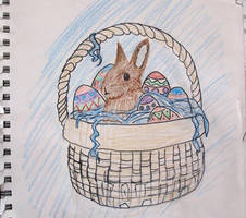 Easter Contest Entry by L-L-arts