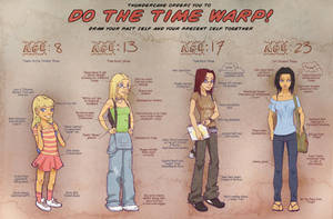 Lets Do the Time Warp by ShaudaySmith