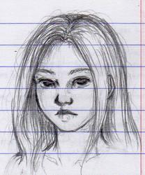 Girl # 7 by Ynnea