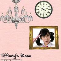 Tiffany's Room by geegeemagic