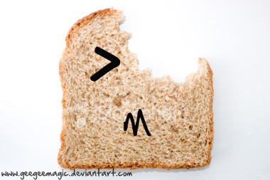 cute bread2 by geegeemagic