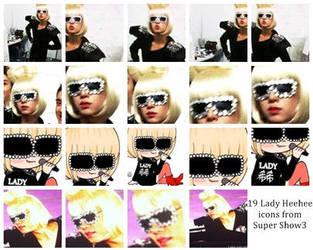 Lady  Hee hee by geegeemagic
