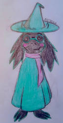 Ralsei, The Fluffy Boy by Tails-155