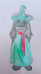 Ralsei In Color!  by Tails-155