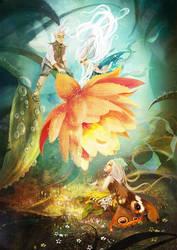 flower fairies by irish-blackberry