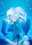 Snow princess by irish-blackberry