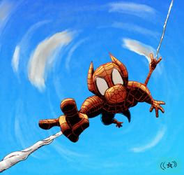 Spider Scav by StarstruckEchoid