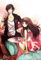 BOY and GIRL2 by nairchan