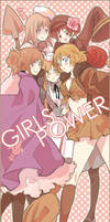 GIRLS POWER by nairchan