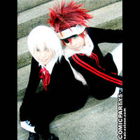:DGM COSPLAY: by nairchan