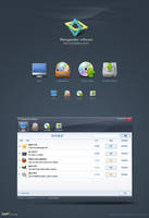 Backgroundmanagementsoftware by hileef