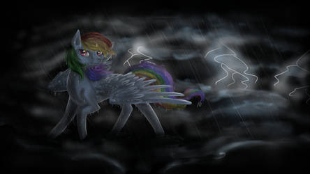 Storm by BreadPande